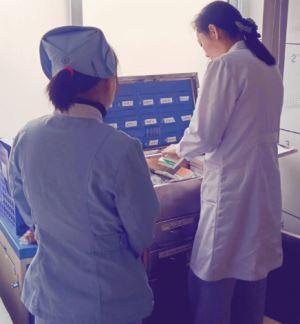 """坚守""""阵地""""——许昌阳光医院"""